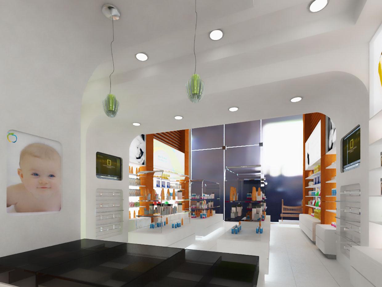 Al Nahdi Pharmacy for Care - 5 Design Solutions